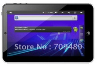 Cheap 7 inch Infortm Resistive Touch Tablet PC MID Android 2.3 256MB RAM 4GB Flash Camera Wifi 1GHz 2pcs/lot