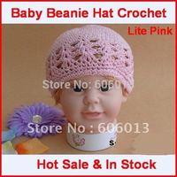 Hot selling wholesale baby kufi hats, crochet hat,knit ,crochet headbands,