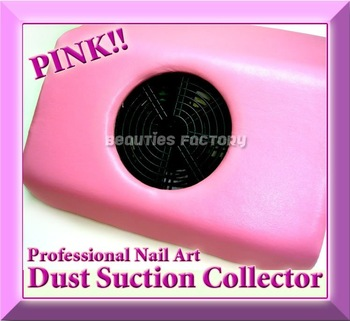 1 pc/lot  NAIL ART DUST SUCTION COLLECTOR  Acrylic UV GEL BIG SIZE +2 FREE BAGS       #C012-2