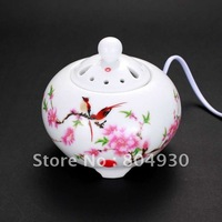 Hot gifts & crafts electricity ceramic incense burner