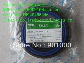 excavator spare parts caterpillar 312 arm seals kit