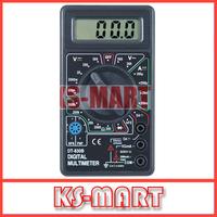 Portable LCD Digital AC DC OHM Volt Ammeter Multimeter rosin tweezers Electric Soldering Iron Tin KM2132