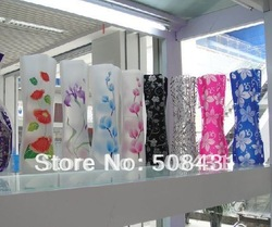 50 pcs/lot free shipping wholesale New Arrival fashion PVC flower vase folding plastic vase home decorative vase mix order(China (Mainland))