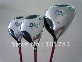 2011 new arrival   B&G brand golf driver set (3 pcs)  with free golf t shirt gift  free shipping !