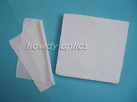white microfiber cleaning cloth,14.5x13.5cm,glasses cloth,spectacle cloth,the lowest shipping cost
