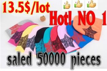 13.9USD/LOT HOT NO 1 Lowest  Factory Price Baby Skull Beanie Infant Hat  Children W inter Hats Caps cotton kid  unisex  hats