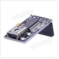 Hot   free  shipping  FTDI Basic Breakout Arduino USB-TTL ASP 6 PIN 3.3 5V for MWC MultiWii Lite /SE