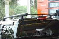 NISSAN NAVARA D40 DOUBLCE CAP SINGLE CAB ROOF RACK OEM DESIGN FOR PHILIPINE ONLY