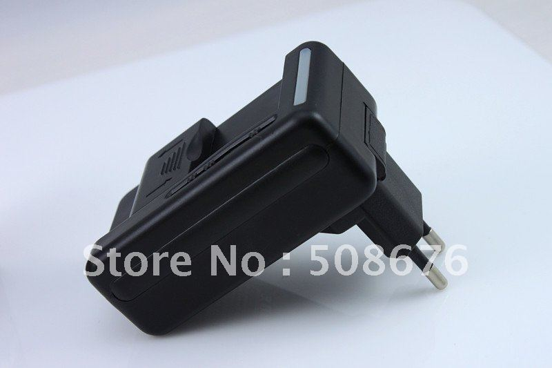 YIBOYUAN YB001 Euro plug EU plug universal usb battery desktop charger for all mobile models ,Freeshipping 20pcs/Lot(China (Mainland))