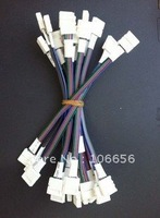 single color 2pin 4pin 3528 5050 RGB LED strip light connector