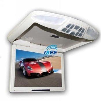 "Big sale  12.1""Flip down Monitor, auto lcd roof mount S-AV1207FL"