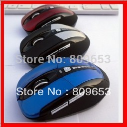 2.4G computer mouse FACTORY  SALES DIRECTLY  10metres working distance,over 3months battery life