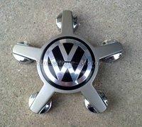 4 Pcs VW Wheel Center Cap Hub Cap Cover 08-2011 Jetta Golf Mk6 Passat B6 Passat CC Eos GTI Tiguan Touran Routan Free Shipping