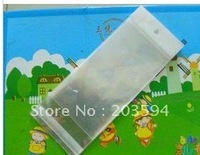 s2511 Free Shipping 1000pcs/lot Clear Self Adhesive Seal Plastic OPP Bags 5x10cm