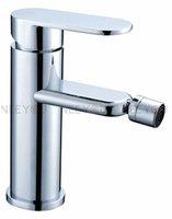 Toilet Bidet Faucet Free Shipping Copper Chrome Mixer Tap NY00313 [Factory Supply]