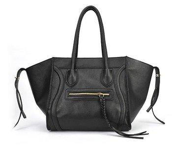 new Euramerican Style smiling handbags mini phantom bat bag fashion handbag Designer ladys' shoulder bag