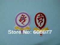 Ao no Exorcist Blue Exorcist True Cross Academy School Badge Red badge/Purple Badge