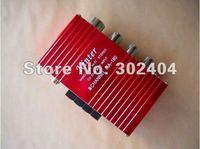 Mini Hi-Fi 2 Channel+ USB + CD/DVD/MP3 input  Double Car Amplifier