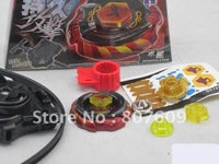 HOT SALE NEW BB111  16pcs/lot  beyblades  4D Beybldes METAL FUSION FIGHT STARTER SETS FREE SHIPPING 111
