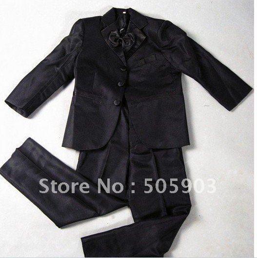 2012 new black wedding Stylish polyester fibre chemical fiber Slim Fit 2