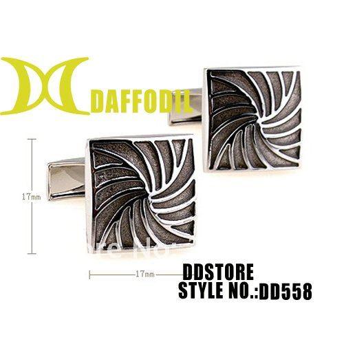 Wholesale Cuff links Exquisite cufflinks High quality cufflink fashion cuff link supplier metal cufflinks DD558(China (Mainland))
