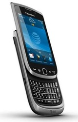 original Blackberry 9810 torch smartphone slide QWERTY keyboards 3g wifi quadband BlackBerry OS 7, free shipping by DHL/EMS(China (Mainland))