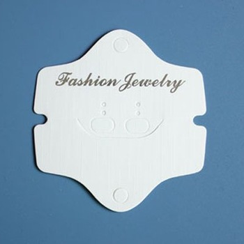 Promotion!!Wholesale 200pcs Necklace Card,Jewelry Packing Card,Paper Card Free Shipping .yw95