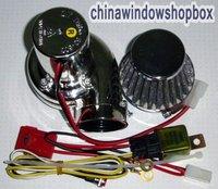 Turbo kits Mini  Electric TURBO TURBOCHARGER SUPERCHARGER KIT Free Shipping