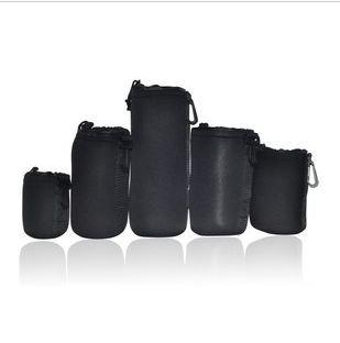 DSLR camera lens bag