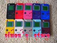 Classic Game Soft silicon cover case for iphone 4 4S,free shipping,20pcs/lot