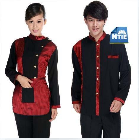 Use Hotel uniform Waitress