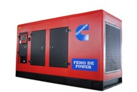 soundproof diesel generator with CE certificate