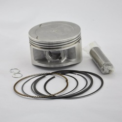Motorcycle parts Hign-Chromium-faced aluminium piston/ TT 600 XT 600 Piston(China (Mainland))