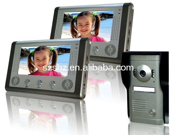 Видеодомофон HZ 7' HZ-801MF12 tp760 765 hz d7 0 1221a