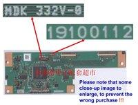 MDK332V-O / MDK332V-0   19100112 T-CON board for Hitachi LCD SCREEN