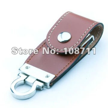 Free Shipping,Free Logo Engraving,1GB Leather USB Flash Drive,2GB Leather USB Memory Stick,4GB Leather USB Thumb Drive Memory(China (Mainland))