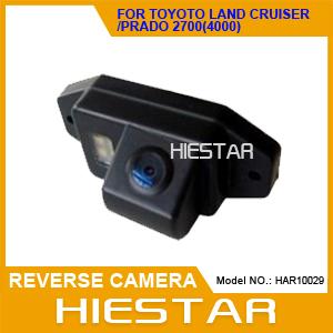 Car Rear View Reverse backup Parking Car Camera  for Toyoto LAND CRUISER/ Toyota Prado CCD