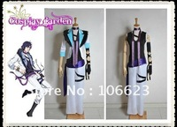 Wholesale Free Shipping Hot Selling Cheap New Halloween Cosplay Costume C4501 Uta no Prince-Sama Tokiya Ichinose for Christmas