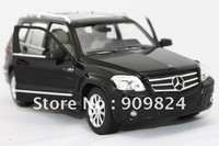 1:24 Mercedes alloy models black car model star-light models