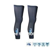 UV Protection Cycling Bicycle Bike Riding Sport Leg Sleeve Guard Warmers Legging Fox L