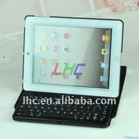Rotatable 360 Degree Wireless Bluetooth keyboard for iPad/iPad2 High quality brand new