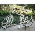 "New Design! Latest Cool Hummer 26"" Aluminium Alloy Foldable Mountain Bike at 24 Speed"