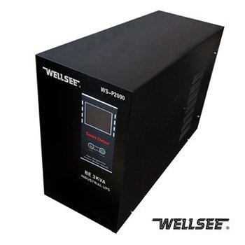 WS-P6000 CE RoHS pure sine wave inverter generator