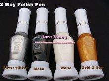 popular gold nail polish