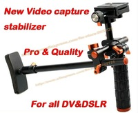 Free Shipping New Video capture stabilizer Bracket shoulders Magic Rig for all DV DSLR HD digital camera camcorder 107198