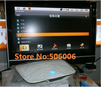 Android 2.2 TV IPTV Google TV box Android TV box 512M/2GB 1080P HD,wifi,HDMI ,SET TOP BOX