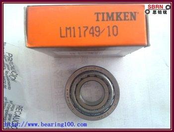 SKF/NSK/TIMKEN/NTN  Import bearings High precision Inch Taper roller bearings LM11749/10