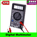 Free Shipping Wholesale And Retail High-quality With Cheap Price Useful Tool DT-830D 1.8 inch LCD Digital Multimeter