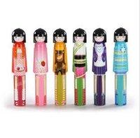 Mixed wholesale Fruit Cartoon Umbrella,advertising umbrella,Japanese girl doll umbrella gift,Portable umbrella, for promotion