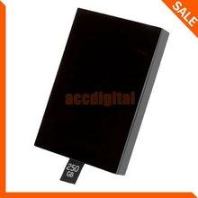 HDD Internal Hard Drive Disk Case Enclosure Shell for Xbox 360 Slim Free shipping(China (Mainland))